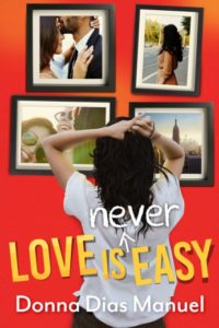 donna dias love is never easy author
