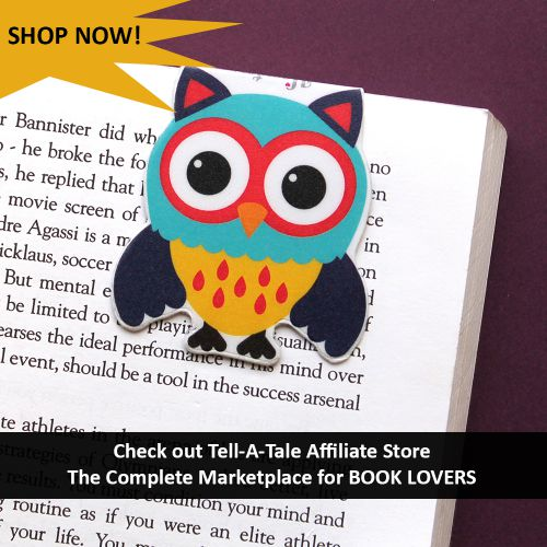 Shop on Tell-A-Tale Affiliate Store - The Marketplace for Book-Lovers