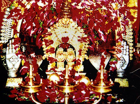 Deity-of-Hemambika-Temple