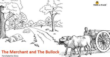 the merchant and the bullock